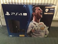 PlayStation 4 Pro 1 TB FIFA 18 GB Rome