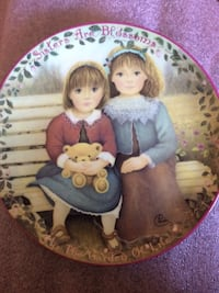 Collectors plate Guelph, N1H 3K3