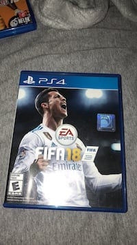 EA Sports FIFA 15 PS4 game case South Euclid, 44121