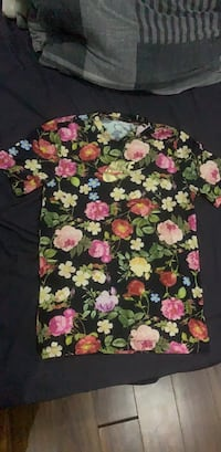 Limited Edition Nike Floral Tee Toronto, M8X 0A8