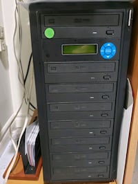 DVD and CD duplicator Brampton, L6S 5Y5