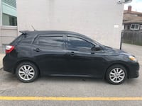 2010 Black Toyota Matrix For Sale - LOW KMS Whitchurch-Stouffville