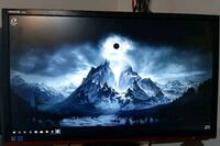 24 inch gaming monitor freesync 144hz and integrated speakers. Surrey, V4N 0B9
