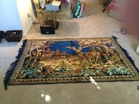 Antique Wall Tapestry Redwood City, 94062