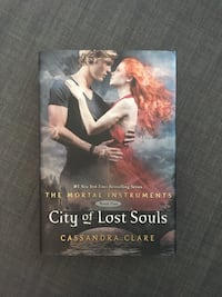 City of Lost Souls by Cassandra Clare Toronto, M1P 3A6