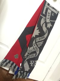 NEW Special TFC Toronto FC Soccer Scarf 10 Years TFC Mississauga, L5B 1M3