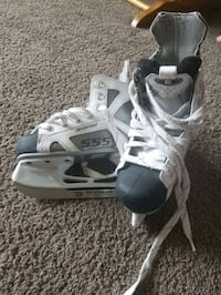 pair of gray-and-white inline skates Edmonton, T6K 3B4