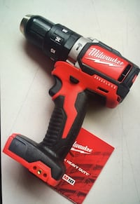 "MIlWAUKEE : New DRILL/ DRIVER M18 1/2"" (13mm) Brushless Never Used Before Only Tool Not Battery Los Angeles, 91343"