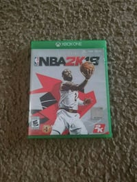 NBA 2k18 Suitland-Silver Hill, 20746