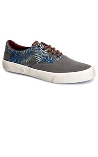 New Men's Unlisted Kenneth Cole Print Canvas Sneakers Size 8 & 11 Deer Park, 11729