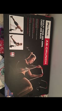 AB Crunch and push-up stands ---- Brand new one Herndon, 20170