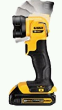 DEWALT DCL040 20-Volt MAX LED Flashlight   Edmonton, T5A 0Y1