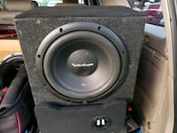 "Subwoofer Rockford 10"" in good condition  Orlando, 32811"
