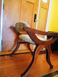 Antique Greco parlour chair Delta