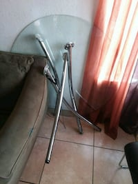 stainless steel and black metal rod Orlando, 32839