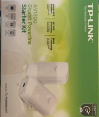 White tp-link wireless router box Leesburg, 20176