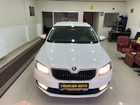 2017 Skoda Octavia 1.6 TDI CR 110 PS DSG GREENTEC OPTIMAL Sancaktepe
