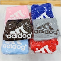 PRICE IS FIRM, PICKUP ONLY - Cute Adidog Dog Onesies - Brand New in Packaging - Toronto, M4B 2T2