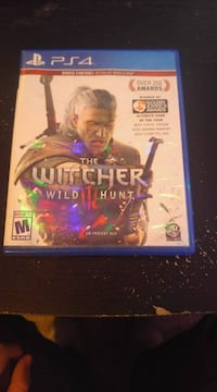 Witcher 3  null