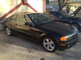 Bmw 323ci 5speed manual clean title runs drives great Heat & A/C works