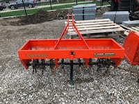 "48"" commercial grade 3 point hitch aerator Millersport, 43046"