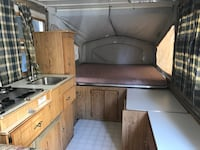 Palomino hard side tent trailer with toilet and shower combo Milpitas, 95035