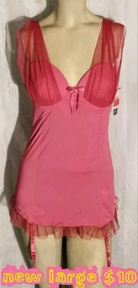 women's pink sleeveless dress Las Vegas, 89169