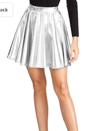 Silver Skirt Size Small Chicago, 60608