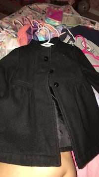 Black button-up jacket Los Angeles, 91607
