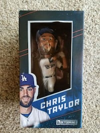Chris Taylor bobblehead  Long Beach, 90815