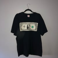 SUPREME DOLLAR BILL TEE Pickering, L1V 3B1