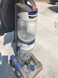 white and blue upright vacuum cleaner Fullerton, 92831