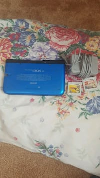 a 3ds XL with 2 games and charger.  Edmonton, T6V 0L6