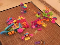 Polly Pocket wall party collection Redding, 96002
