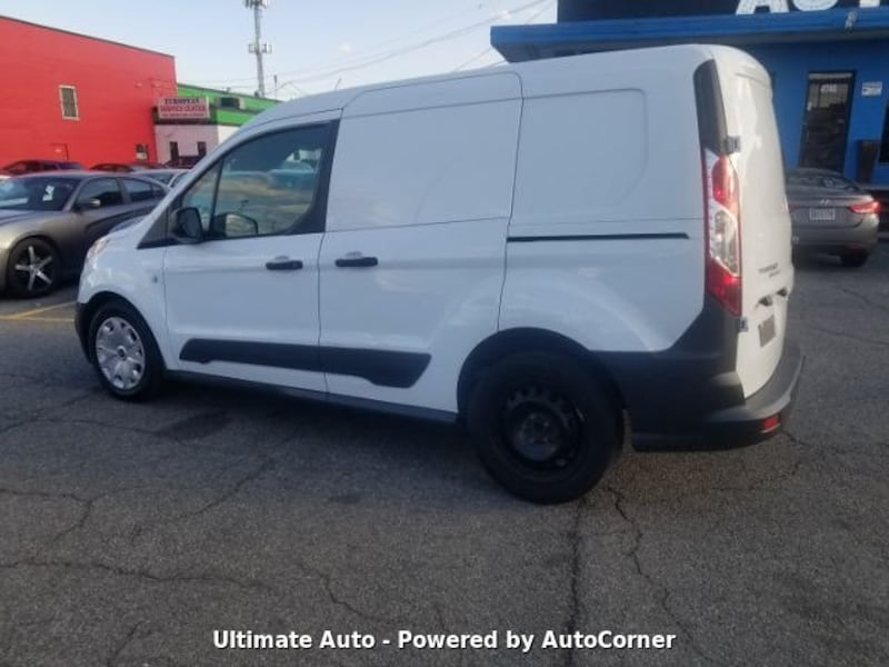 Ford Transit Connect 2017 0