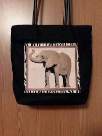 Elephant Purse, p/u in N.I.  New Iberia, 70563