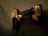 black and yellow DeWalt cordless power drill Spruce Grove, T7X 2S9
