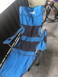 Broadstone recliner camp chair 535 km