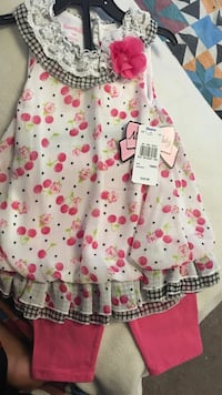 SEARS baby girl dress Mississauga, L5N 8R3