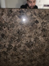 Marble Top Dining room Table Only