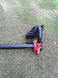 red and black leaf blower Methuen, 01844