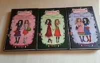 Lucy&Olivia Band 1-3