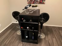 Bar and stool set. Will be deploying soon and need gone. Alexandria, 22303