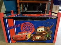 Cars themed tool chest
