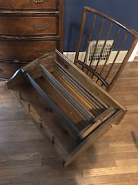 Antique Clothes Drying Rack Akron, 44320
