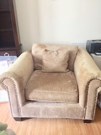 Microfiber Chair Atlanta