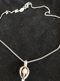 Beautiful Real Oyster Pearl Necklace