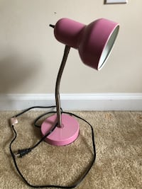 black and pink table lamp Herndon, 20171