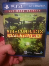 Air conflicts vietnam Sony PS4 game
