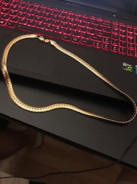 Gold plated chain for cheap Calgary, T2W 0M1